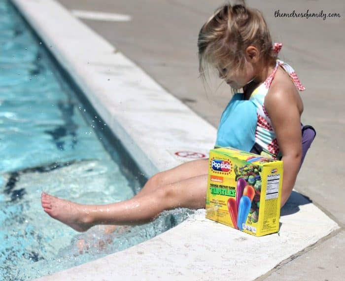 Summer Fun with Popsicle