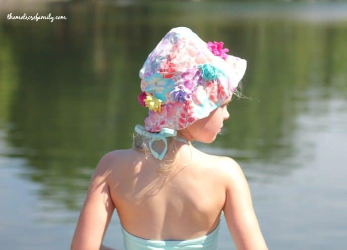 Tips for Sun Protection - wear a hat