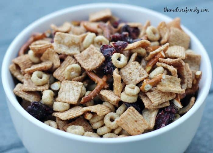 Cinnamon Toast Crunch Trail Mix