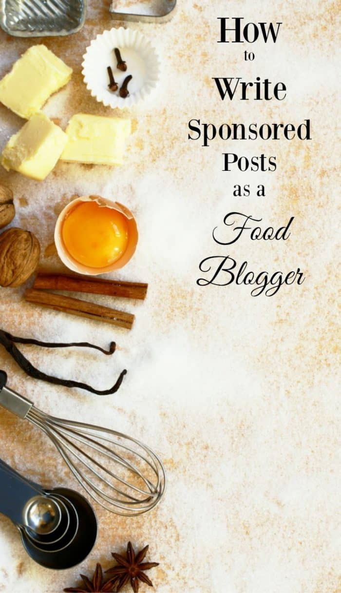 how to write a food blog So, you write a food blog first off, virtual high five for that (let's face it, you're  pretty awesome) but, back to the topic at hand sometimes, no.