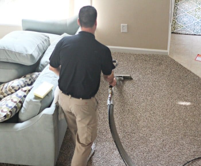Carpet Cleaning Tips with professionals