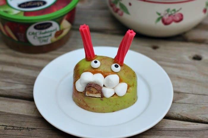 apple-monsters-for-halloween