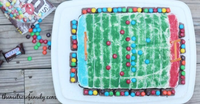 football-cake-with-mms