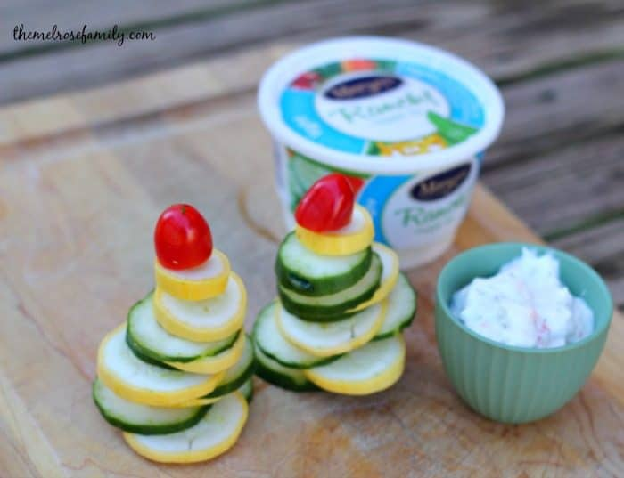 vegetable-christmas-tree-dip