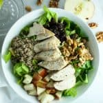 Delicious salad template to have 1 easy salad 3 flavorful ways!