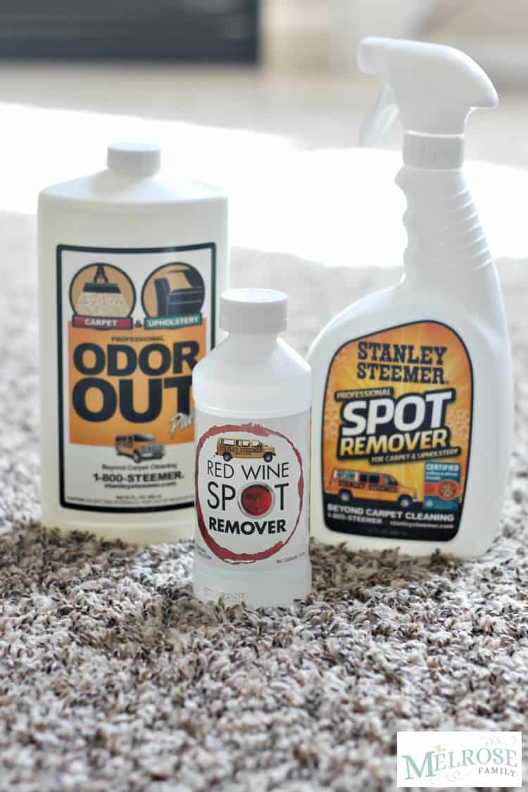 plus if you live in a home like ours that has tile carpet and hardwood floors then stanley steemer has a cleaning solution for those as well