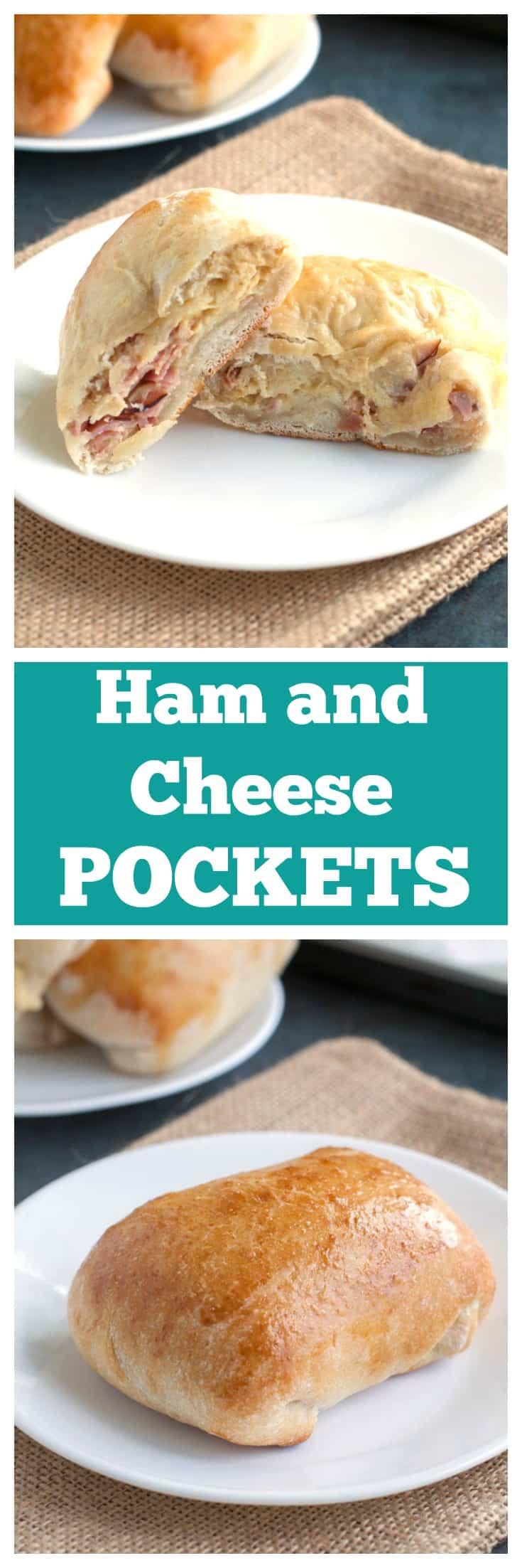 Ham and Cheese Pockets PIN