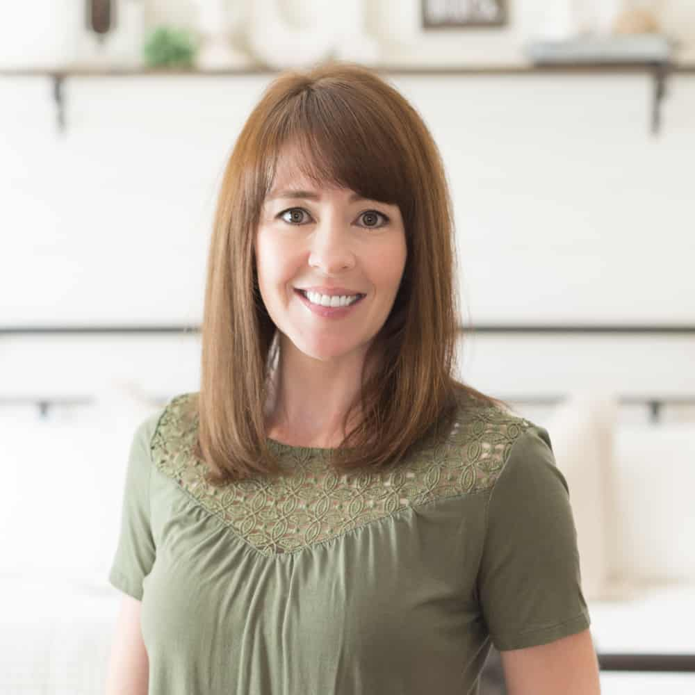 Kristine Underwood, author of the food and lifestyle blog Kristine in between