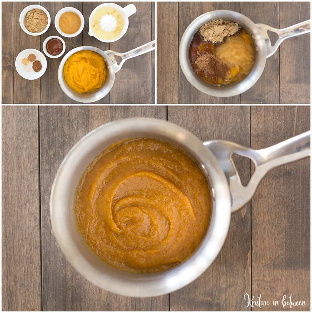 how to make pumpkin butter