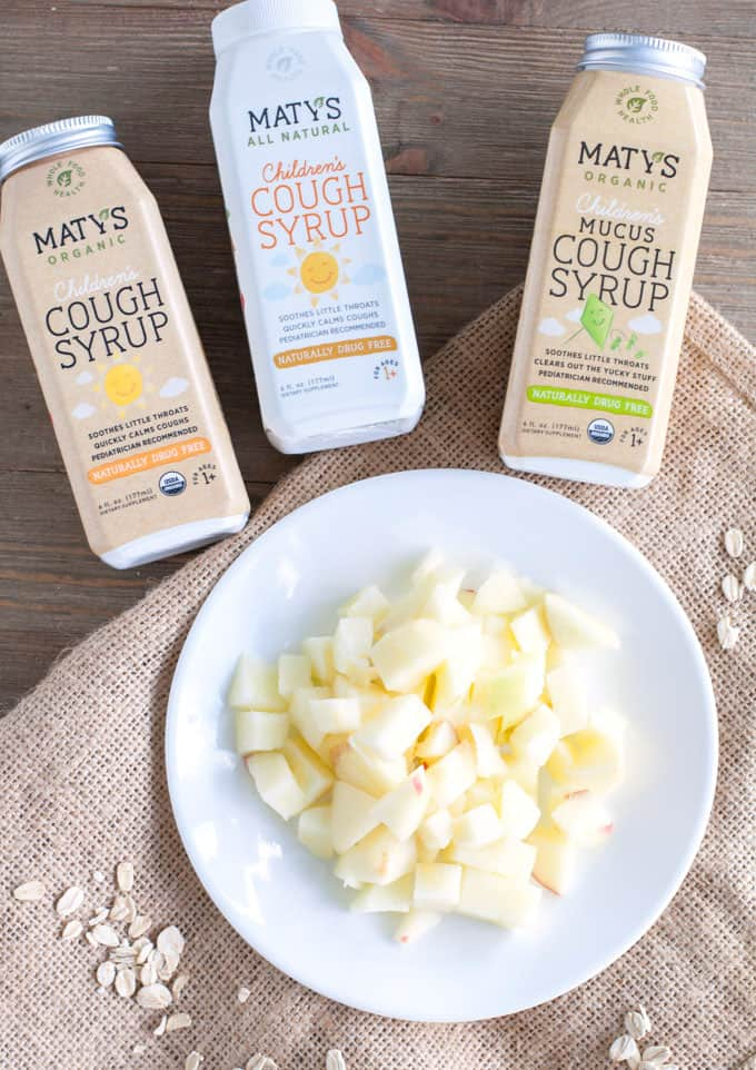 Maty's All Natural & Organic Cough Syrup