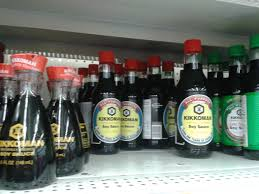 Store soy sauce options