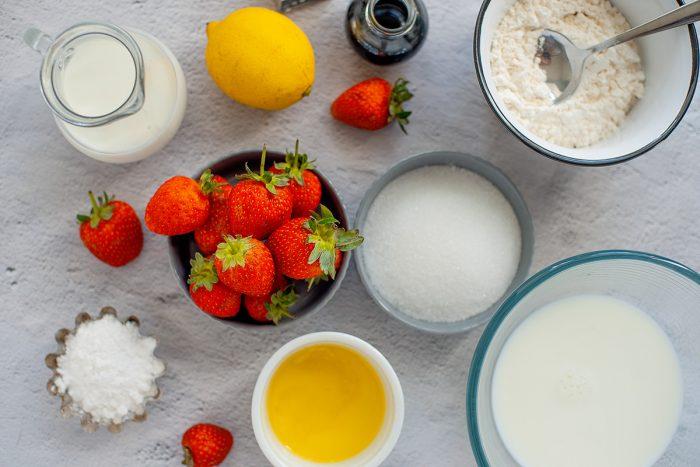 Bisquick Strawberry Shortcake Ingredients