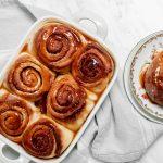 Delicious Golden Caramel rolls