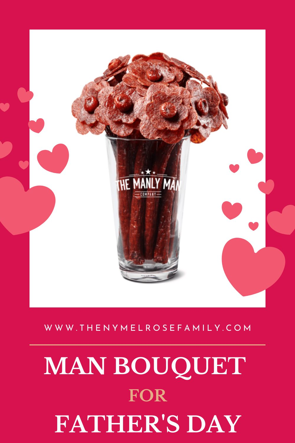 Looking for the perfect Father's Day gift that is both attractive and useful? Look no more! This Man Bouquet is the best Father's Day gift idea that will WOW your man. #manbouquet #fathersdaygift #fathersday #giftideas #nymelrosefamily via @jennymelrose