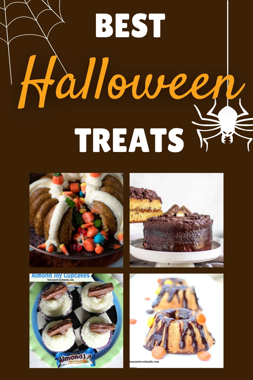 These Halloween Recipes will take trick or treat to whole new level & are bound to impress your guests at the upcoming Halloween party. All recipes and tips available on our site! via @jennymelrose